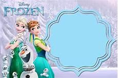 Frozen Birthday Invitations Printable Free Printable Frozen And Elsa Invitation Templates