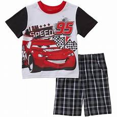 cars clothes for toddlers cars toddler boy set walmart