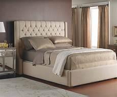 ariel fabric bed decorium furniture