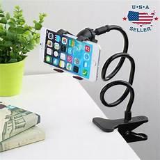 lazy bracket mobile phone stand holder car bed