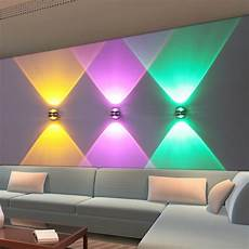 Colorful Lights For Your Room Colorful Led Light Spotlights Downlights Wall Sconce