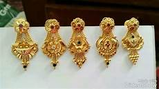 Earrings Design Images Pure Gold Earrings Designs New Collection 2017 Youtube
