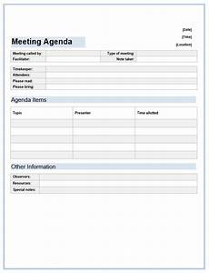 Agenda Office Office Meeting Agenda Template Microsoft Word Templates