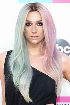 pastel hair the newest hair trend hairstyles for