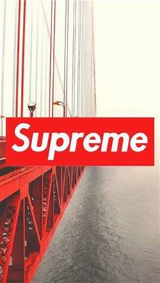 Supreme Wallpaper Iphone 5 by Supreme Trend Logo Iphone 5s Wallpaper