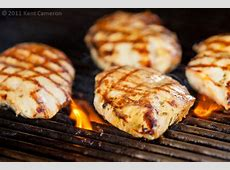 Grilled Lemon Mint Chicken Breast   A Foodcentric Life