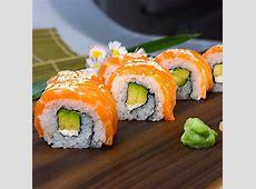 Philadelphia roll   Njami sushi Maribor