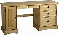 mexican pine corona dressing table desk furniture ebay