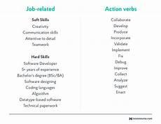 Keywords In Resume 有名な Keywords Example 発行する