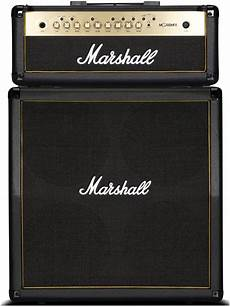marshall hgfx with marshall mg412ag cabinet zzounds