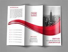3 Fold Brochure Templates Corporate Tri Fold Brochure Template By Design Park