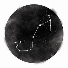 Star Constellation Designs Watercolor Scorpio Constellation Printable Comes In Two