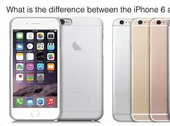 Image result for What is the difference in the iPhone 6 6s 6 Plus?