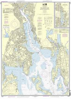 Chart House Narragansett Noaa Nautical Chart 13224 Providence River And Head Of