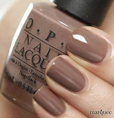 Light Brown Nail Color Opi Nail Polish Nl B85 Over The Taupe New Brights