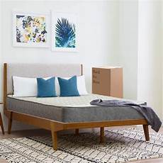 mayton 10 inch pocketed coil rolled medium plush mattress