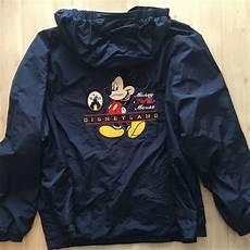 mens coats winter sale disney disney jackets coats land mickey 1955 emblem mens