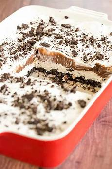 no bake oreo layer dessert brown eyed baker
