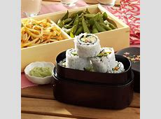 Veggie Sushi Rolls Recipe   Taste of Home