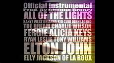 All Of The Lights Instrumental Remix All Of The Lights Official Instrumental Best On Youtube