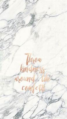 Marble Iphone Wallpaper With Quotes by Gorgeous Marble Background With Gold Copper Words