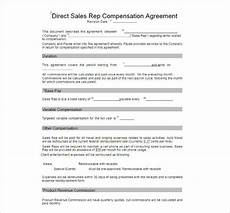 Sales Compensation Plan Template 10 Compensation Plan Template Free Word Pdf Documents