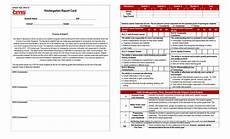 Fake Report Card 30 Real Amp Fake Report Card Templates Homeschool High