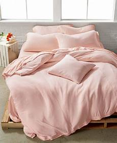calvin klein modern cotton julian pink bedding collection