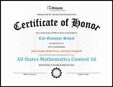 Certificate Of Recognition For Honor Students 27 Printable Award Certificates Achievement Merit Honor