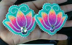 beadwork ideas wow the colors beaded jewelry beaded earrings