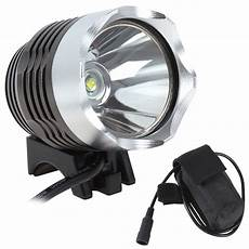 Electron Led Bike Lights Bike Front Light 1800 Lumen Super Bright Xml T6 Led Bike