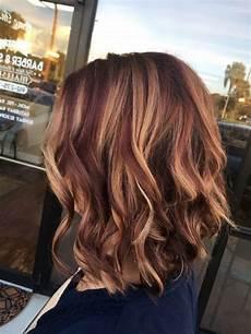 frisuren braune haare mittellang coole frisuren moderne haarschnitte rote haare mit