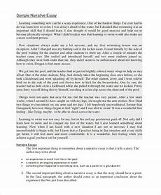 Essays Examples Free Free 23 Free Essay Examples In Pdf Doc Examples