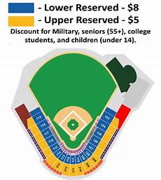 Steinbrenner Field Interactive Seating Chart Seating Chart And Ticket Prices Milb Com Open Category 1
