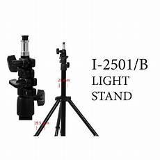 Falcon Eyes Light Falcon Eyes I 2501 B Light Stand Maximum Height 245cm