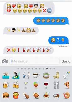 Sentences With Emoji Icons La Designer Liza Nelson Brings Emojis To Life Design