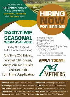 Seasonal Jobs Seasonal Jobs Ag Partners