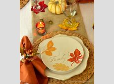 Fall Table {featuring Items From The Better Homes, Fall