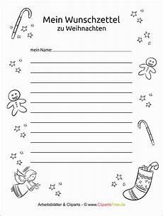 Ausmalbilder Weihnachten Wunschzettel Wunschzettel Zum Ausdrucken Sch 246 N Ausmalbilder Weihnachten