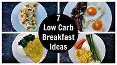7 low carb breakfast ideas a week of keto breakfast