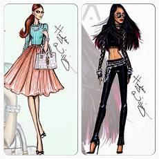 caderno de desenho de moda apressada de sainha quem seguir no instagram desenho de