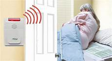 ea014 omg wireless bed exit alarms for home elderly