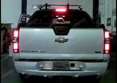 Led Lights For Avalanche 07 11 Chevrolet Avalanche Black Housing Smoke Lens Led