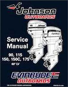 1996 Johnson Evinrude Quot Ed Quot 60 Lv 90 115 150 150c 175