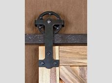 Barn Door Tracks   Ponderosa Forge & Ironworks