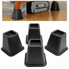 bed risers elephant heavy duty furniture lifts for