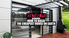 Build Of Material How To Build The Cheapest House On Earth Video Explainer