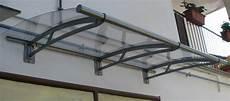 pensilina tettoia in policarbonato plexiglass pensilina tettoia