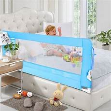 mesh safety baby bed rails 70 inches blue walmart