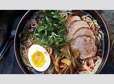 Shoyu Ramen Recipe   Bon Appétit